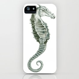 Sea Thestral iPhone Case