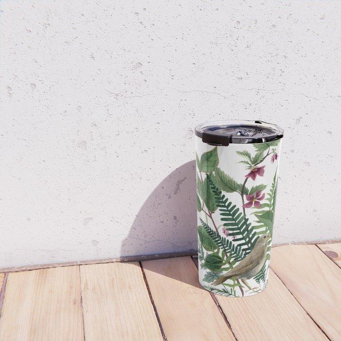 Woodland Birdsong Travel Mug