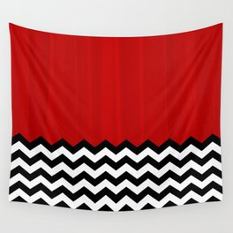 Twin Peaks - The Red Room Wall Tapestry
