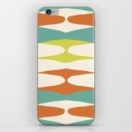 Zaha Lime iPhone Skin