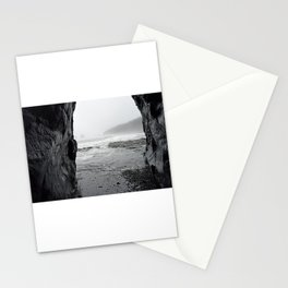 See it Before the Tide comes in - Second Beach, Olympic Peninsula, Washington State Stationery Cards