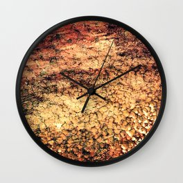 Pattern or nature Wall Clock