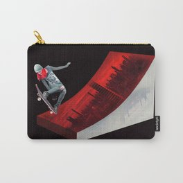 Red skate Carry-All Pouch
