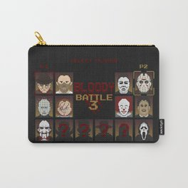 Bloody Battle 3 Carry-All Pouch