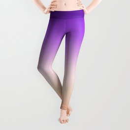 Ombre Orchid Leggings