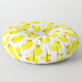 Rubber Ducks Floor Pillow