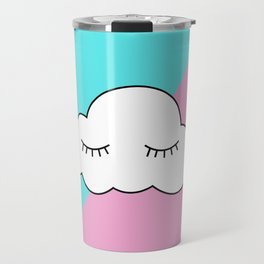 Happy Cloud Travel Mug
