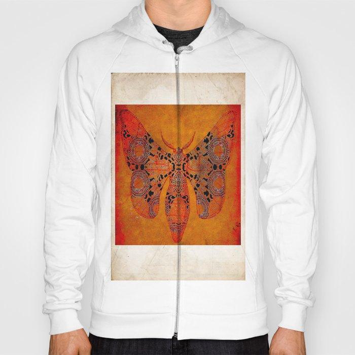 """Le papillon"""" Belle époque """" Hoody"""