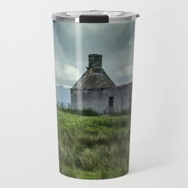 The Abandoned House Travel Mug