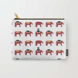 Elephant & Castle Carry-All Pouch