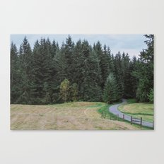 The Pacific Northwest Canvas Print
