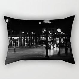 Chicago Noir ... Rectangular Pillow