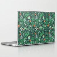 plants Laptop & iPad Skins featuring plants by Jordan Walsh