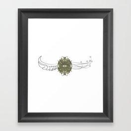 Pharaoh's Symbol Framed Art Print