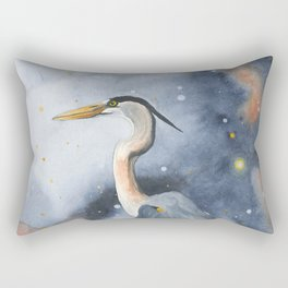 Wading in the Wonderland Rectangular Pillow