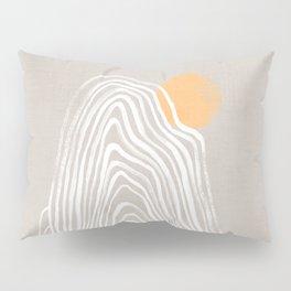 Echo mountain Pillow Sham