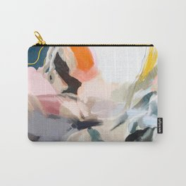 apricot dawn Carry-All Pouch