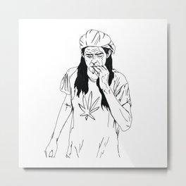 slater-san Metal Print
