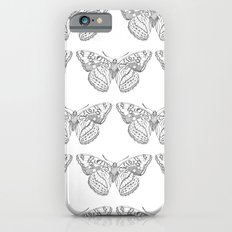 Butterfly dots iPhone 6s Slim Case