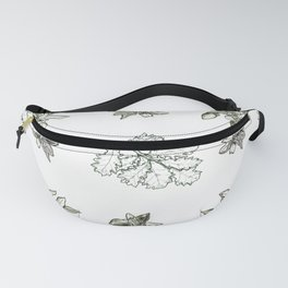 Quercus (browns) Fanny Pack