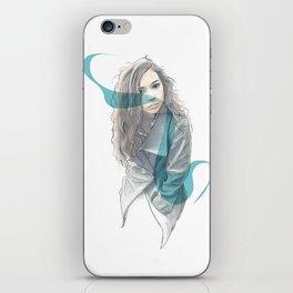 Layla iPhone Skin