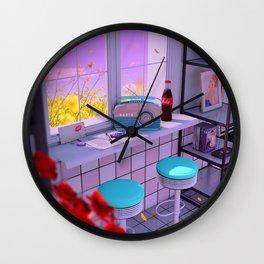 Radio Love Wall Clock