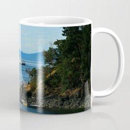 Harbour at Butchart´s Garden Coffee Mug