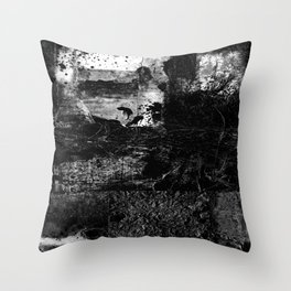 Encounters 32b by Kathy Morton Stanion Throw Pillow