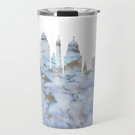 Cincinnati Ohio Skyline Travel Mug