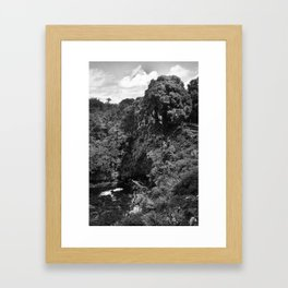 Other Side of the Rainbow Framed Art Print