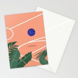 Basketball Breeze Stationery Cards