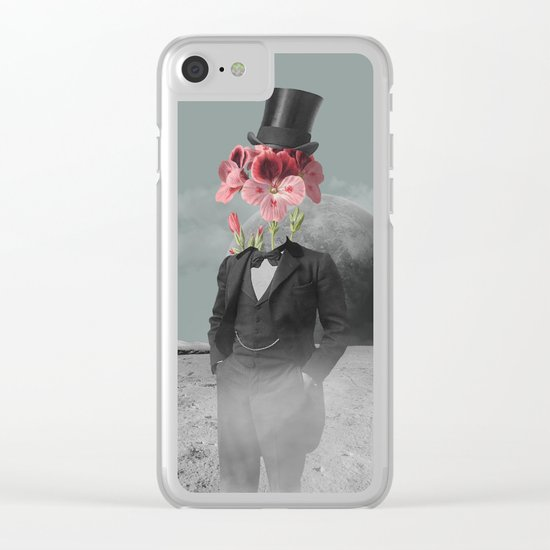 Chances Are Clear iPhone Case