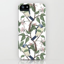 Bird Spotting iPhone Case