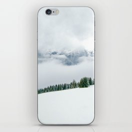 Snowhill iPhone Skin