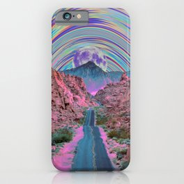 Colorful Journey iPhone Case