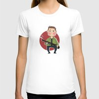 winchester T-shirts featuring Dean Winchester by RiruD