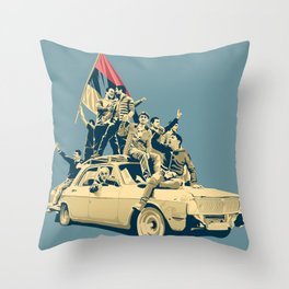 Yerevan 2018 Throw Pillow