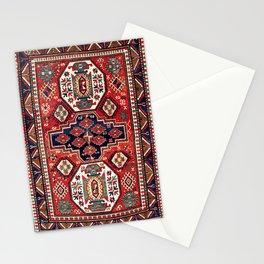 Kazak Southwest Caucasus Rug Stationery Cards