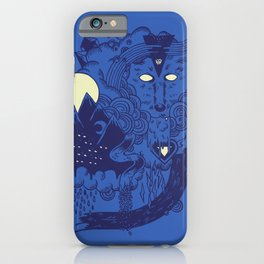 Leader of the Pack iPhone Case