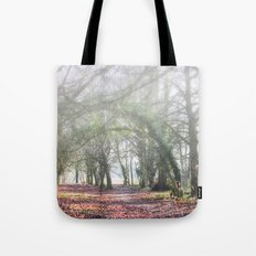 Enchanted Woodland Tote Bag