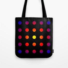 twentyfive dots o2 Tote Bag