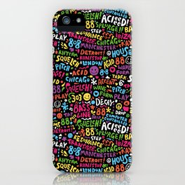 Acid! iPhone Case