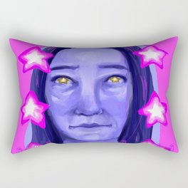 STAR GIRL Rectangular Pillow