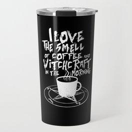 Dark Coffee Lover Travel Mug