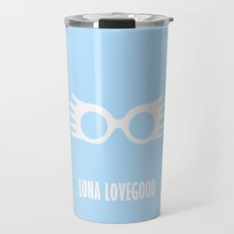 Luna Lovegood Travel Mug