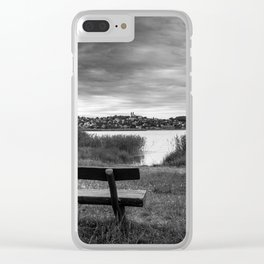 Tihany, Hungary Clear iPhone Case