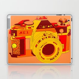 Canon Rebel Camera - Retro Laptop & iPad Skin