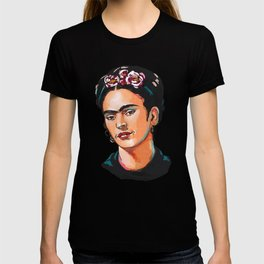 Frida Kahlo - Feminist Icon T-shirt
