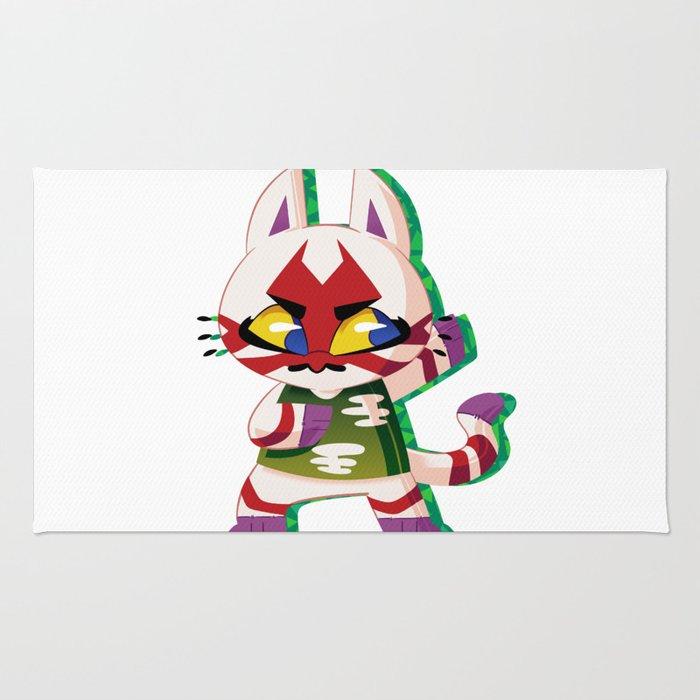 Kabuki. Rug