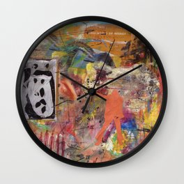 On 50 Brain Cells Wall Clock